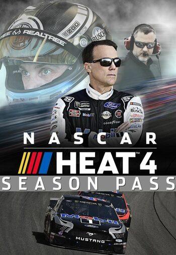 NASCAR Heat 4 - Season Pass (DLC) Steam Key GLOBAL