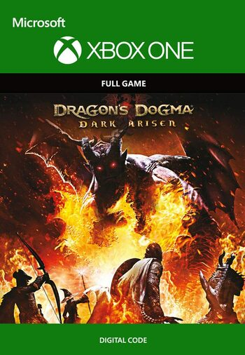 Dragon's Dogma: Dark Arisen XBOX LIVE Key UNITED STATES