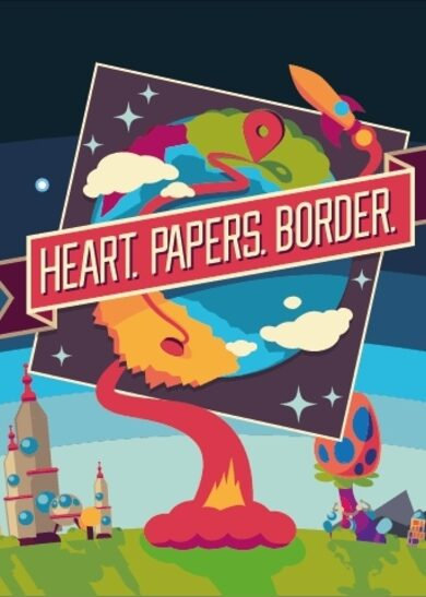 Heart. Papers. Border. Steam Key GLOBAL
