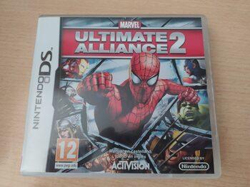 Marvel: Ultimate Alliance 2 Nintendo DS