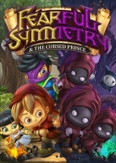 Fearful Symmetry & The Cursed Prince Steam Key GLOBAL