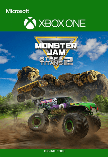 Monster Jam Steel Titans 2 XBOX LIVE Key UNITED STATES