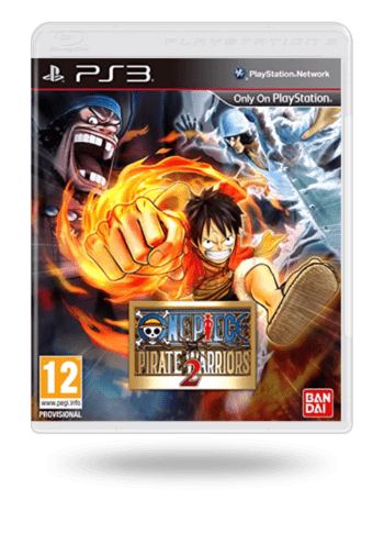 One Piece: Pirate Warriors 2 PlayStation 3