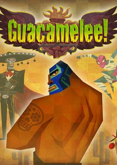 Guacamelee! Complete Steam Key GLOBAL