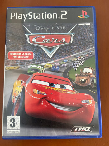 Disney•Pixar Cars PlayStation 2