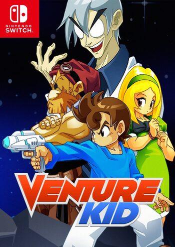 Venture Kid (Nintendo Switch) eShop Key UNITED STATES