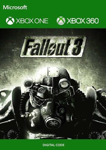 Fallout 3 (Xbox 360/Xbox One) Xbox Live Key NORTH AMERICA