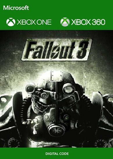 Fallout 3 (Xbox 360/Xbox One) Xbox Live Key NORTH AMERICA