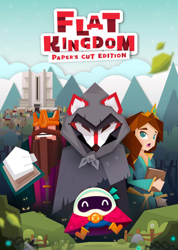 Flat Kingdom Steam Key GLOBAL