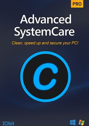 Iobit Advanced SystemCare 13 PRO 1 Year 3PC Key GLOBAL
