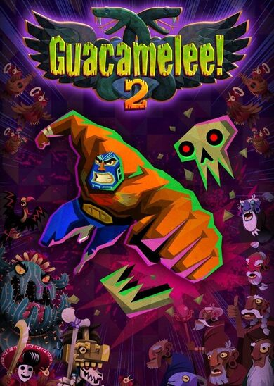 Guacamelee! 2 Steam Key GLOBAL