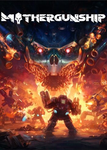 MOTHERGUNSHIP Steam Key GLOBAL
