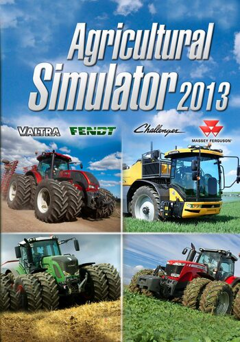 Agricultural Simulator 2013 Steam Key GLOBAL