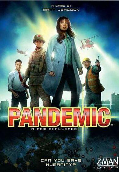 Pandemic: The Board Game Steam Key GLOBAL фото