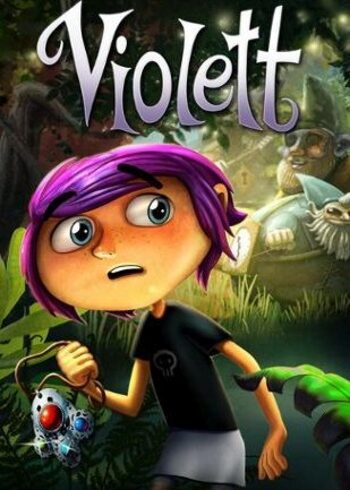 Violett: Soundtrack Edition Steam Key GLOBAL