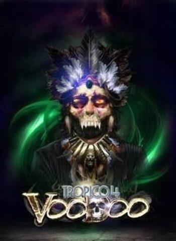 Tropico 4:  Voodoo (DLC) Steam Key EUROPE