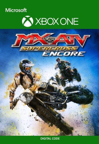 MX vs. ATV Supercross Encore XBOX LIVE Key UNITED STATES