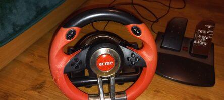 Acme RS gaming wheel