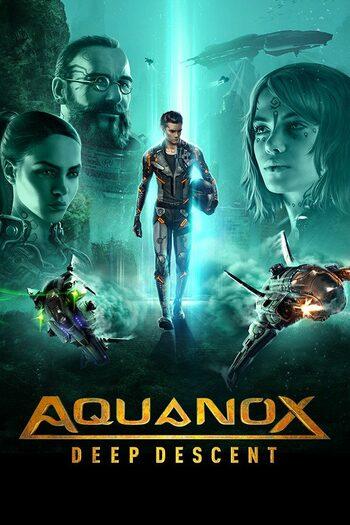 Aquanox Deep Descent Steam Key GLOBAL