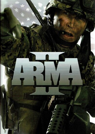 Arma 2 (incl. 3 DLC's) Steam Key GLOBAL