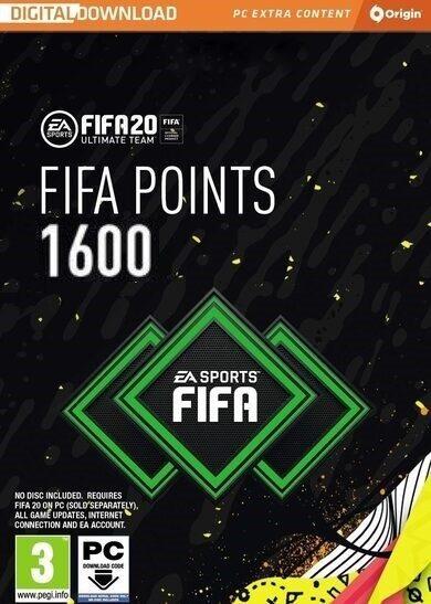FIFA 20 - 1600 FUT Points Origin Key GLOBAL