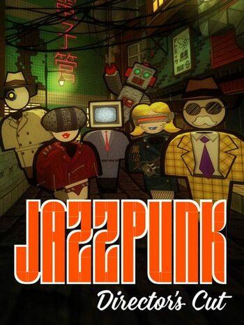 Jazzpunk: Director's Cut Gog.com Key GLOBAL