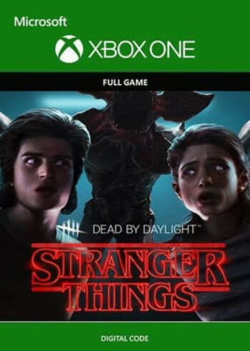 Dead by Daylight: Stranger Things Edition XBOX LIVE Key UNITED STATES