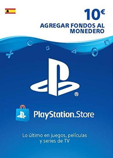 PlayStation Network Card 10 EUR (ES) PSN Key SPAIN