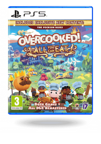 Overcooked! All You Can Eat PlayStation 5