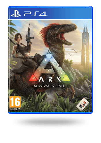 ARK: Survival Evolved PlayStation 4