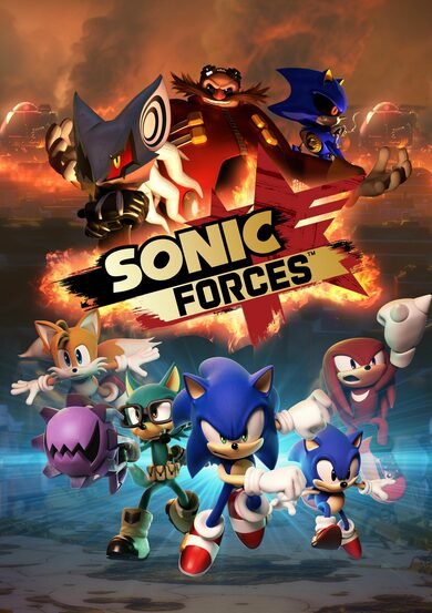 Sonic Forces (Digital Bonus Edition) US Steam Key NORTH AMERICA