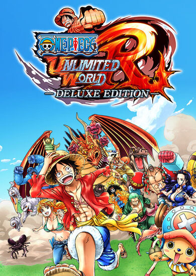 ONE PIECE: Unlimited World Red Deluxe Edition Steam Key GLOBAL