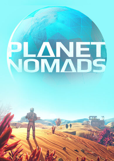 Planet Nomads Steam Key GLOBAL