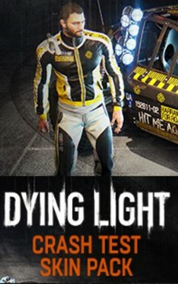 Dying Light - Crash Test Skin Pack (DLC) Steam Key GLOBAL