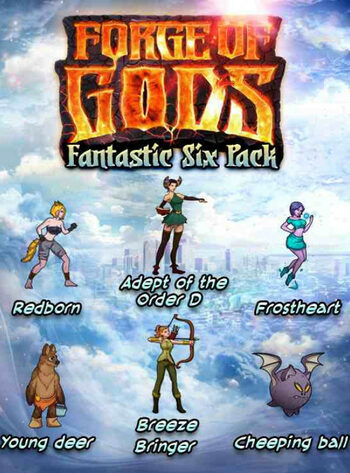 Forge of Gods: Fantastic Six Pack (DLC) Steam Key GLOBAL