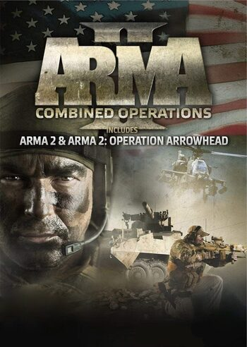 Arma 2: Combined Operations Steam Key GLOBAL