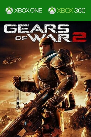 Gears of War 2 Xbox Live Key GLOBAL
