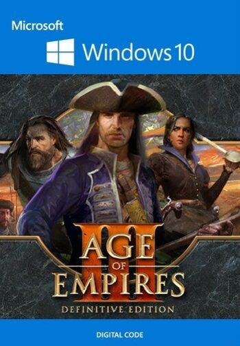 Age of Empires III: Definitive Edition - Windows 10 Store Key EUROPE