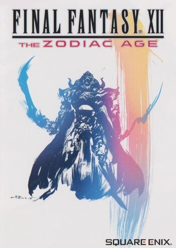 Final Fantasy XII The Zodiac Age Steam Key GLOBAL