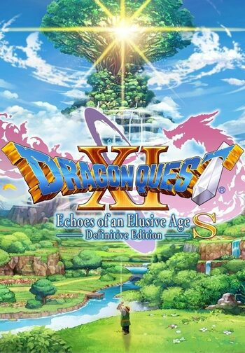 DRAGON QUEST XI S: Echoes of an Elusive Age - Definitive Edition Steam Key GLOBAL