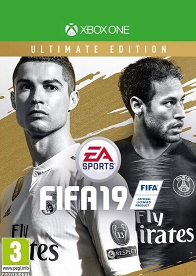 FIFA 19 Ultimate Edition (Xbox One) Xbox Live Key GLOBAL