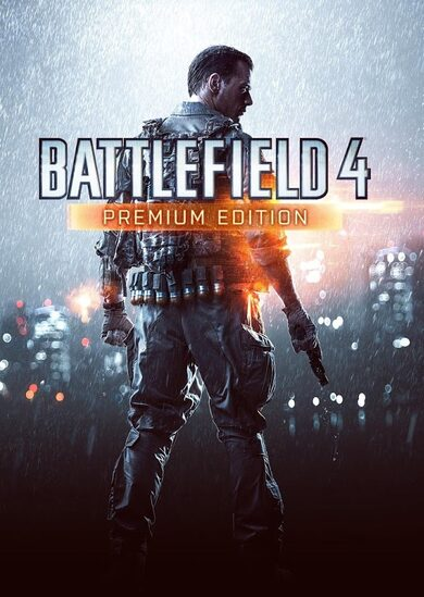 Battlefield 4 : Premium Edition Origin Clave GLOBAL