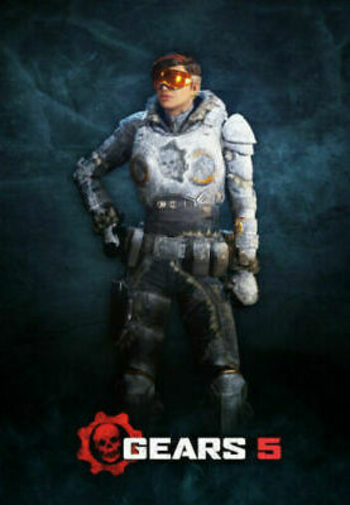 Gears 5: Ice Kait Skin (DLC) (Xbox One) Xbox Live Key GLOBAL