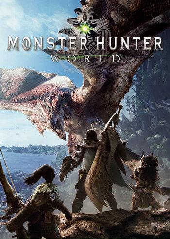 Monster Hunter: World - Deluxe Kit (DLC) Steam Key GLOBAL