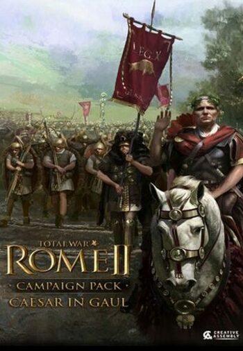 Total War: ROME II - Caesar in Gaul Campaign Pack (DLC) Steam Key GLOBAL