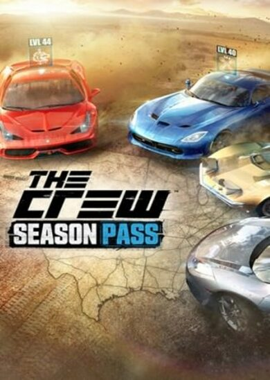 The Crew - Season Pass (DLC) Uplay Key GLOBAL
