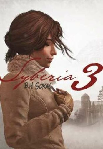 Syberia 3 Deluxe Edition Steam Key GLOBAL