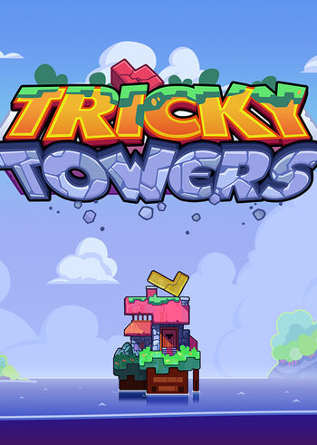 Tricky Towers Steam Key GLOBAL