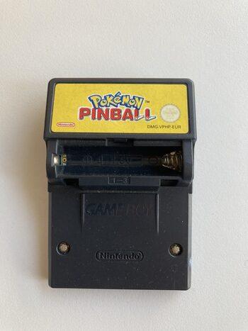 Pokémon Pinball Game Boy Color