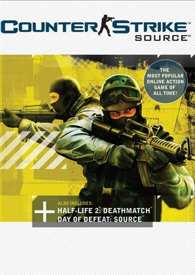 Counter-Strike: Source Steam Key GLOBAL